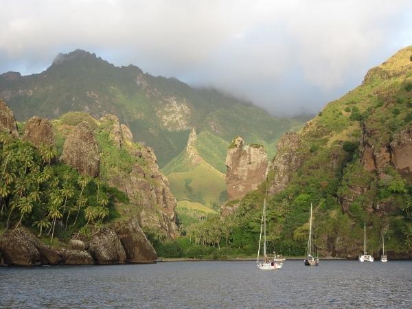 Fatu Hiva, French Polynesia