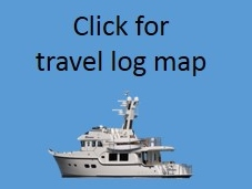 Show Cape Town to St. Helena, 2015 travel log map