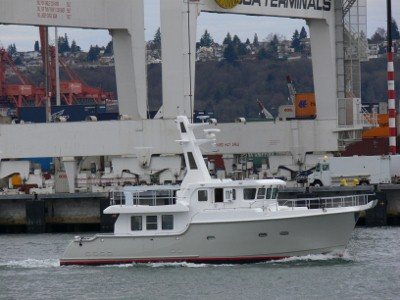 Three Nordhavns arrive in Seattle – MV Dirona