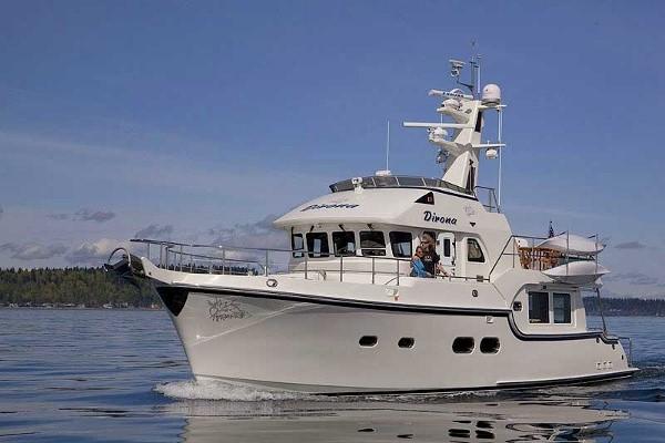 circumnavigator magazine on nordhavn 5263 mv dirona