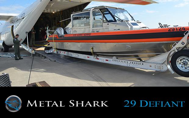 Metal Shark Aluminum Boats – MV Dirona