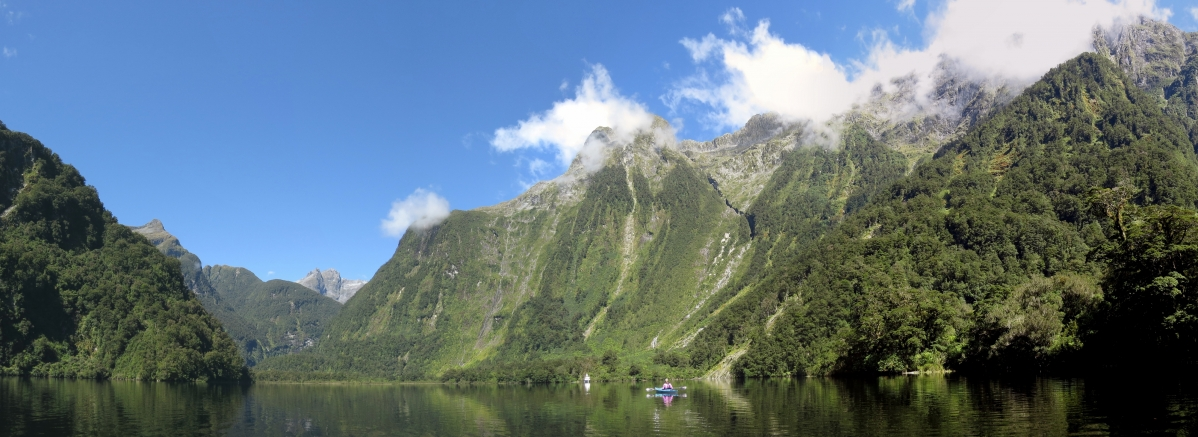 Hall Arm, Doubtful Sound
