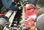 Engine Work for Christmas