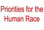 Human Race Priorities?