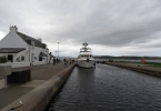 Caledonian Canal Day 1: Clachnaharry Sea Lock to Muirtown Basin