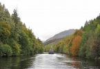 Caledonian Canal Day 4: Fort Augustus to Laggan
