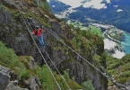 Via Ferrata Loen