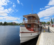 Historic Steamship Tour