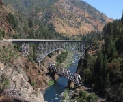 Road Trip to Seattle: Feather River Canyon