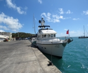 Rodrigues arrival
