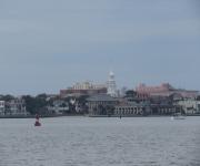 Charleston Arrival