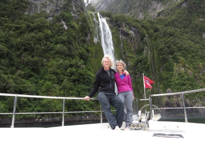 Stirling Falls, Milford Sound