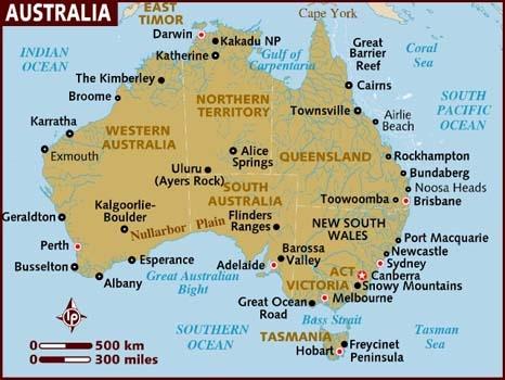 Vast Australia