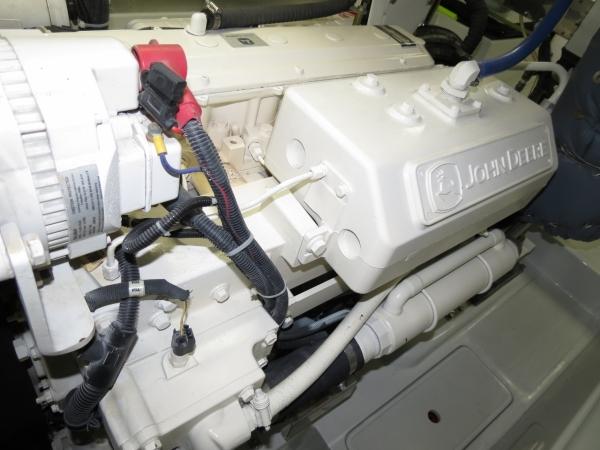 Diesel engine underload