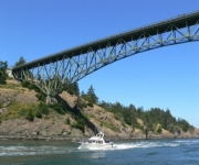 Deception Pass Marine State Park — Pacific Yachting PNW, May 2008