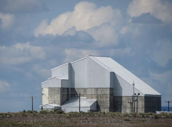 F Reactor, Hanford Reach