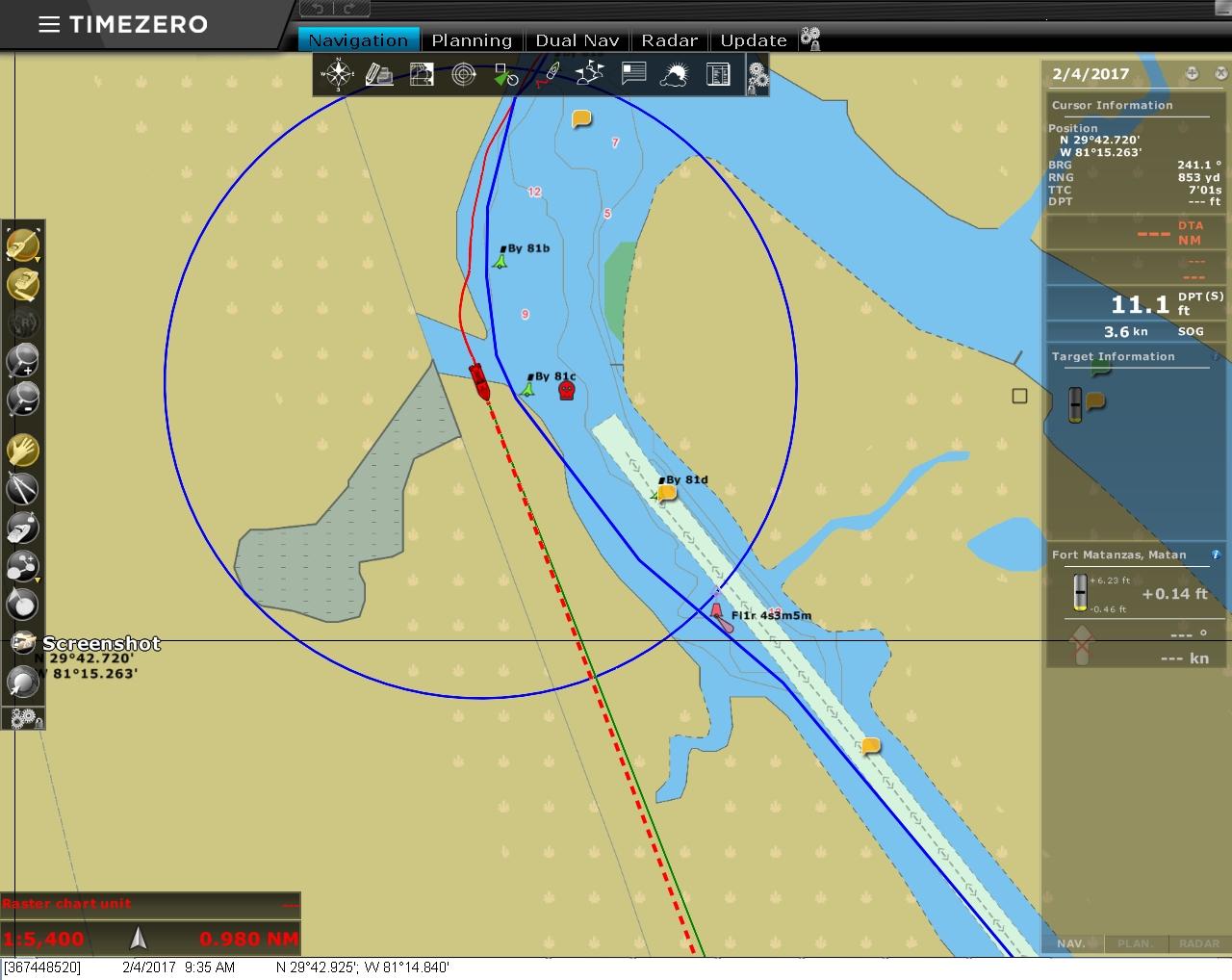 Icw Miles 778 To 830 St Augustine To Daytona Beach Mv Dirona
